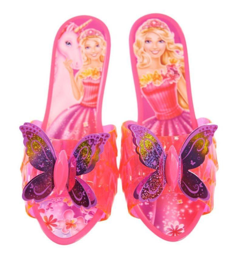 Barbie and The Secret Door Princess Shoes Only $3.63 (Reg. $11.99)!