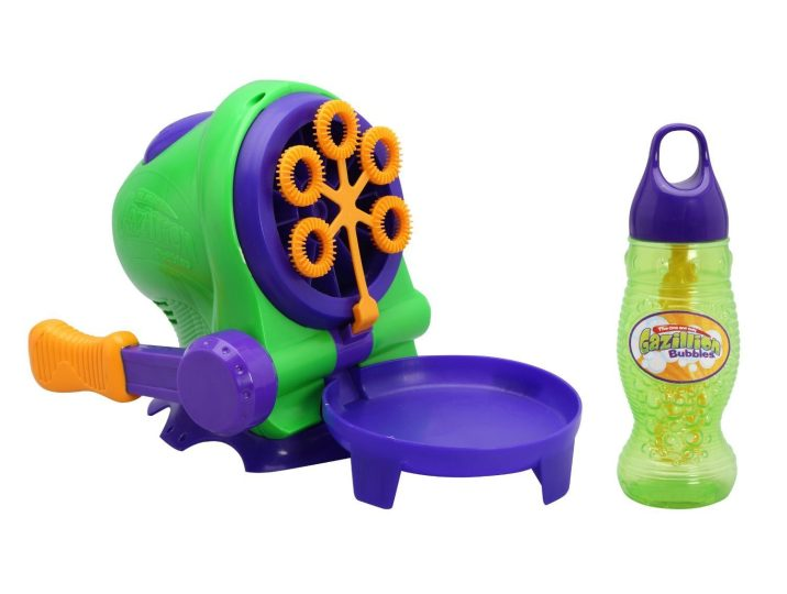 Gazillion Bubble Cannon / Gazillion Bubble Blizzard Only $7.05 (Reg. $19.99)!