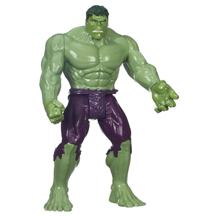 Marvel Avengers Titan Hero Series Hulk Figure Only $8.39 (Reg. $14.99)!