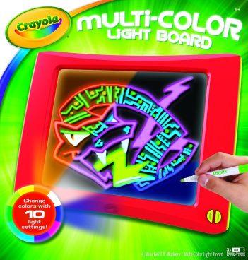 Crayola Multi Color Light Board Only $8.62 (Reg $25)