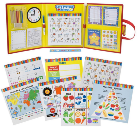 ALEX Toys Let's Pretend School Just $13 Down From $35!
