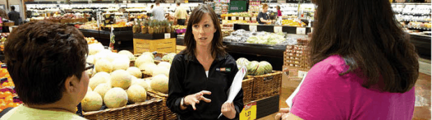 FREE Dietician Tours At Market Street Throughout February!