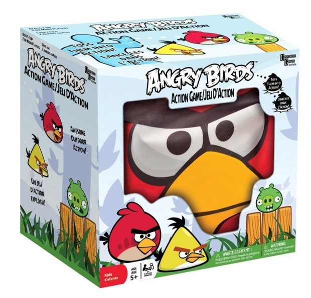 Angry Birds Indoor and Outdoor 3D Action Game Just $7.13! (reg. $29.99)