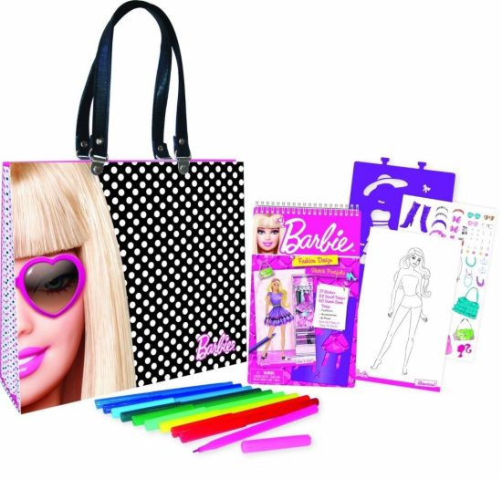 Barbie Artist Tote Set
