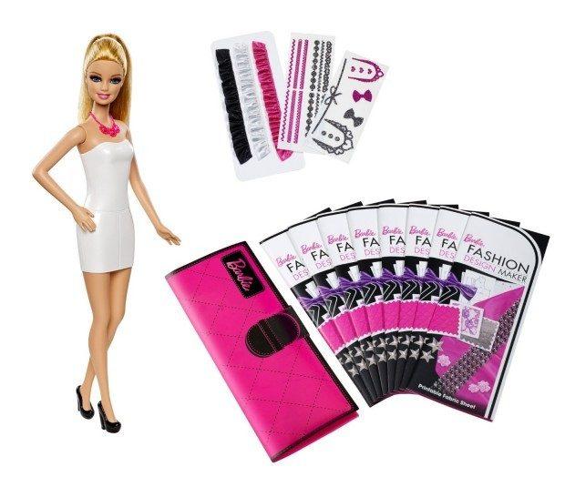 Barbie Fashion Design Maker Doll Just $9.99 (reg. $49.99)!