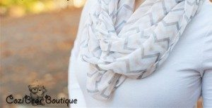 Chevron Infinity Scarf Only $4.99!