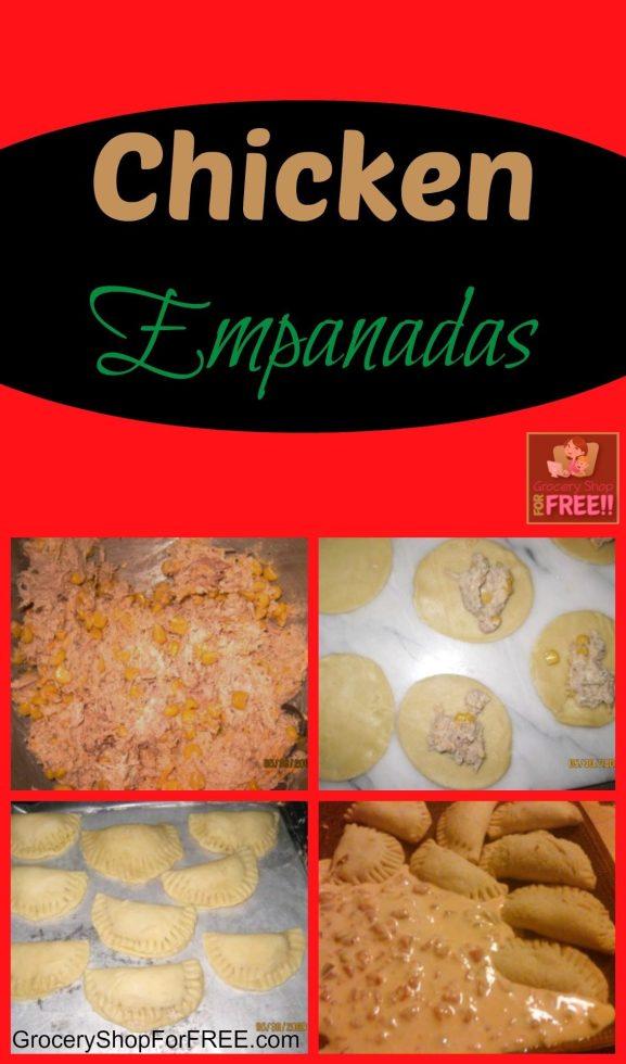 Chicken Empanadas!