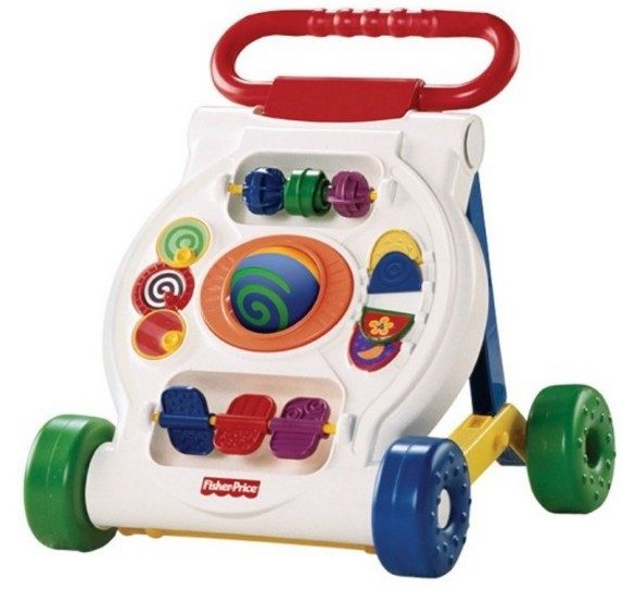 Fisher-Price Activity Walker Just $14.44!  Down From $36.99!
