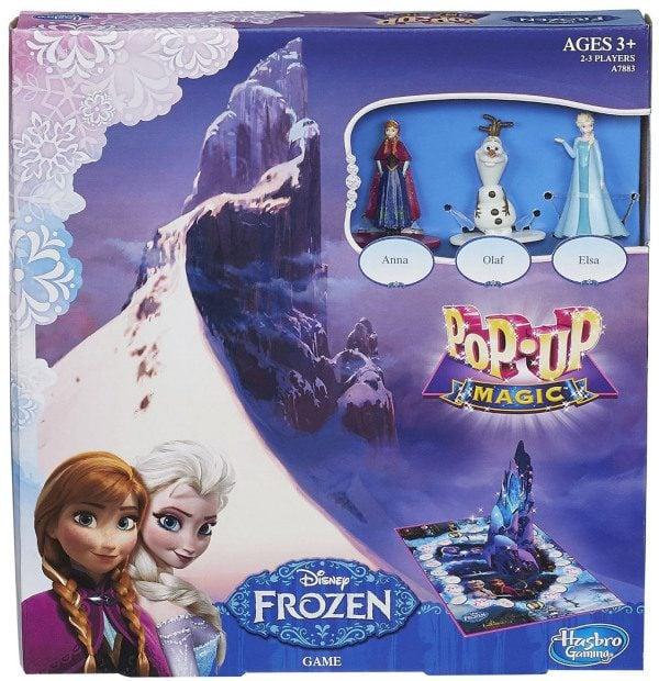 Disney Pop-Up Magic Frozen Game Just $5! (reg. $14.99)