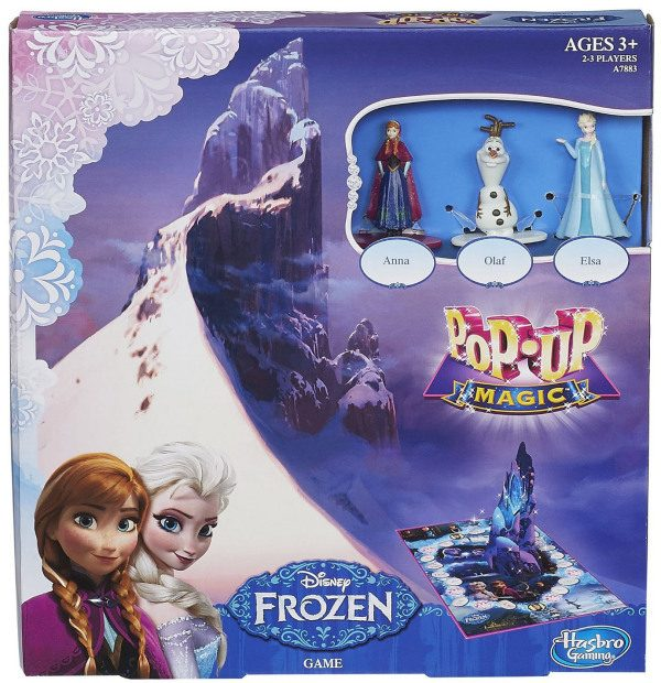 Disney Pop-Up Magic Frozen Game Just $5! (reg. $14.99)