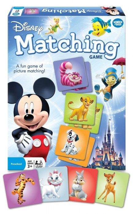 Disney Classic Characters Matching Game Just $4.79!