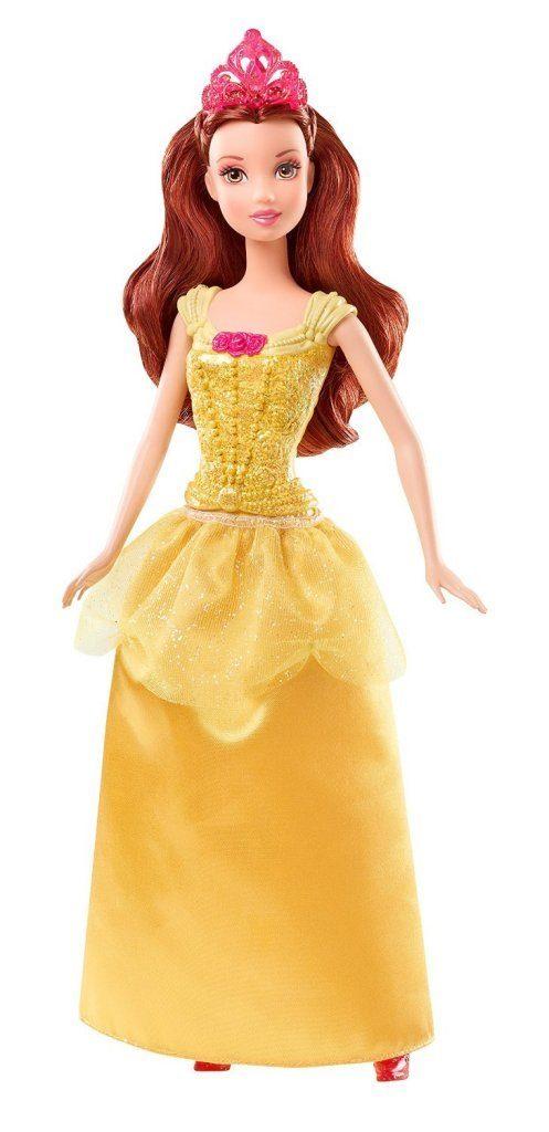 Disney Princess Sparkling Princess Belle Doll