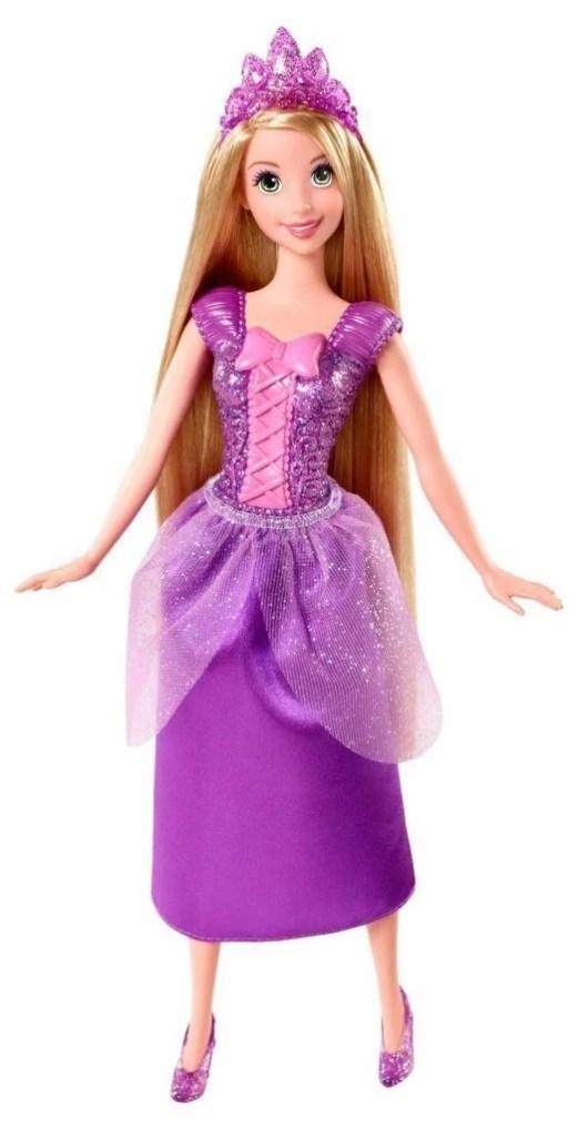 Disney Princess Sparkling Princess Rapunzel Doll