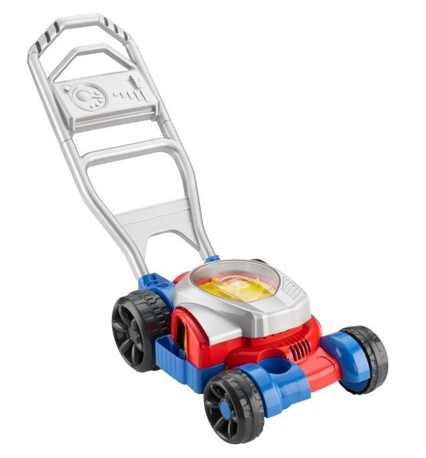 Fisher-Price Bubble Mower Just $14.99! (reg. $20.99)