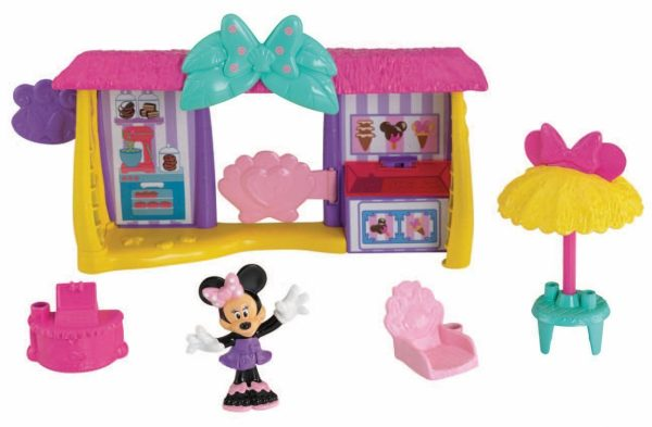 Fisher-Price Disney Minnie Mouse Minnie's Snack Shack Playset