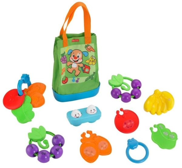 Fisher-Price Laugh and Learn Sing n' Learn Shopping Tote