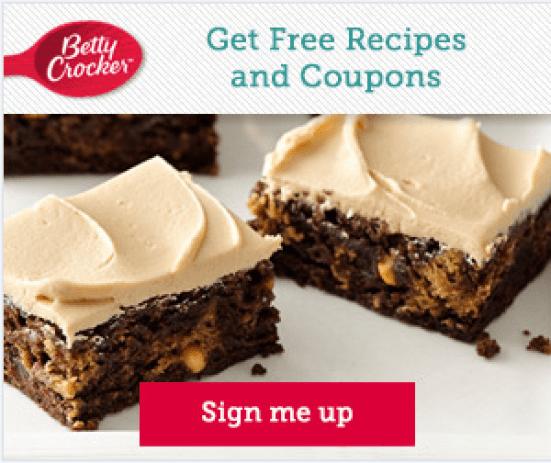 FREE Betty Crocker