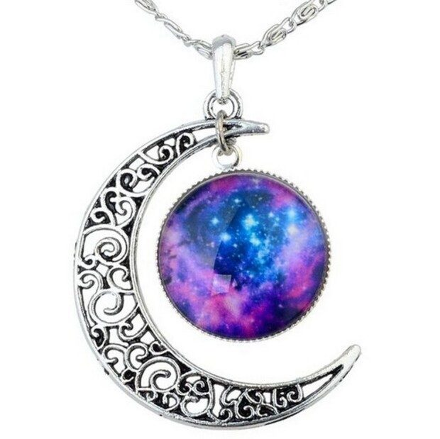 Galatic Necklace Just $1 + FREE Shipping!