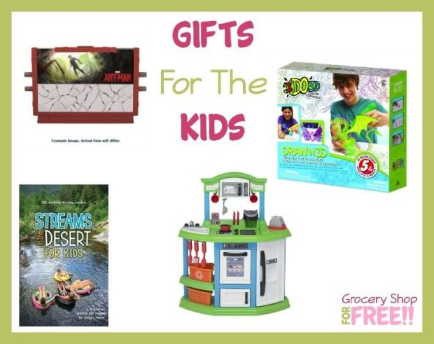 Gifts For The Kids