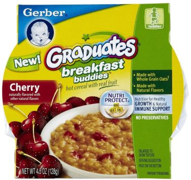 Gerber Graduates Breakfast Buddies Just $0.64 At Kroger!