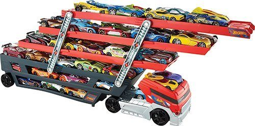 Hot Wheels Mega Hauler Just $9.50!