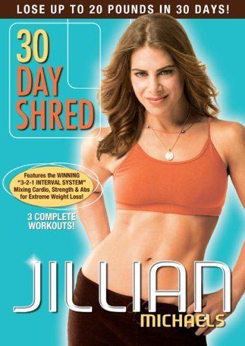Jillian Michaels 30-Day Shred Only $6.96 (reg. $14.98)!
