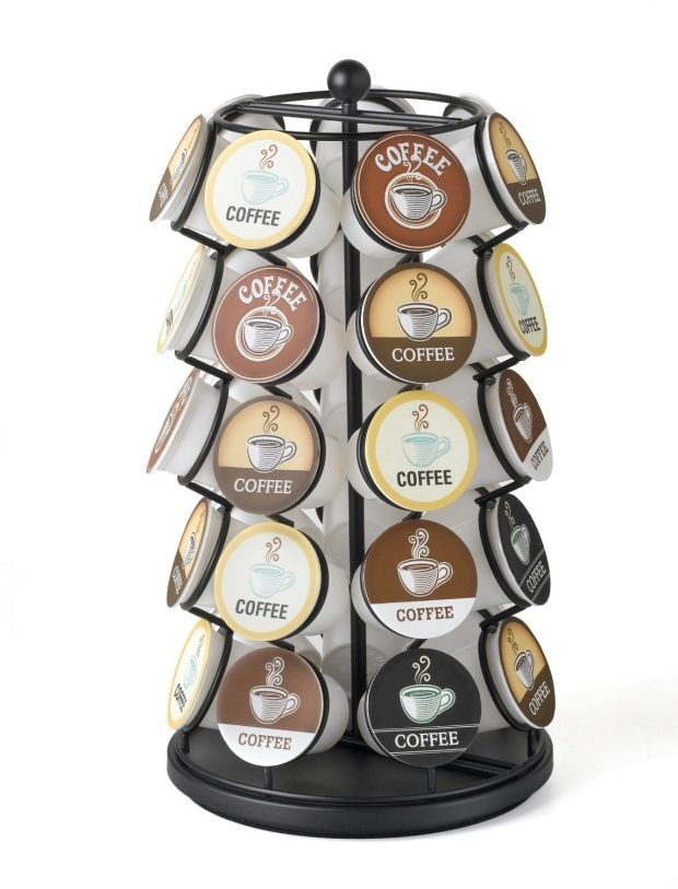 K-Cup Carousel - Holds 35 K-Cups Just $10.99!