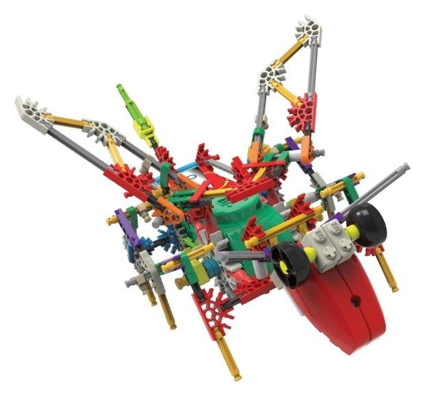 K'NEX Robo Strike Building Set Just $6.71! (reg. $15.99)