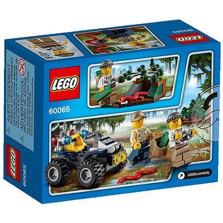 LEGO City ATV Patrol