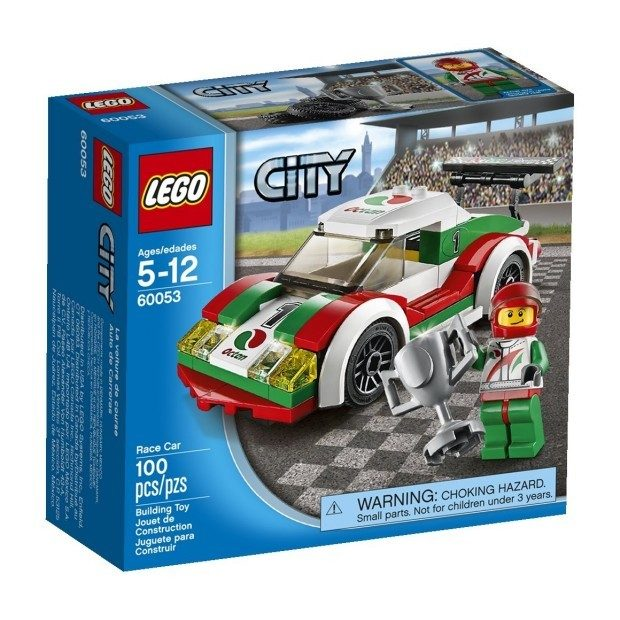 LEGO City Great Vehicles Race Car $8.97 + FREE Shipping with Prime!