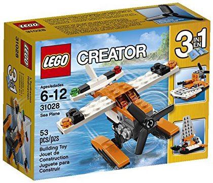 LEGO Creator Sea Plane Just $4!