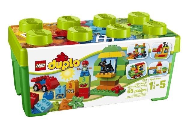 LEGO DUPLO Creative Play All-in-One-Box-of-Fun Just $22.89!