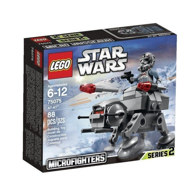 LEGO Star Wars AT-AT Toy $7.99 + FREE Shipping with Prime!
