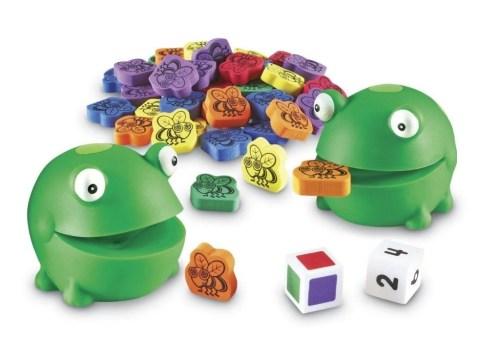 Learning Resources Froggy Feeding Fun