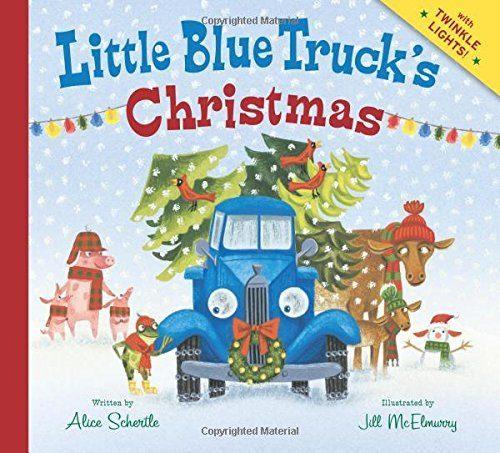 Little Blue Truck's Christmas Just $7.99! (reg. $14.99)