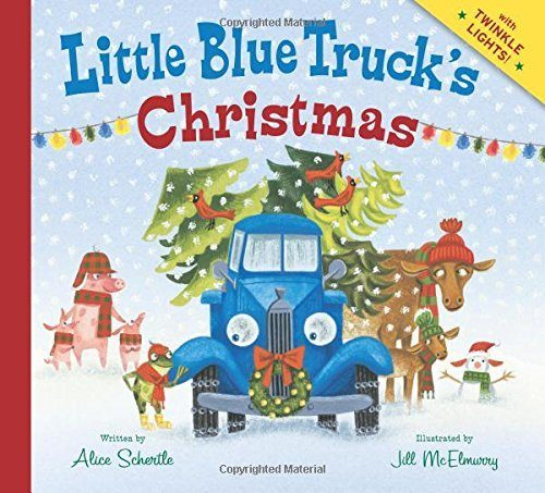 Little Blue Truck's Christmas Just $7.99! (reg. $14.99)
