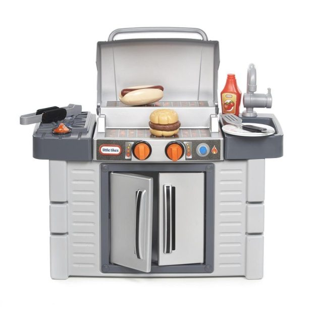 Little Tikes Cook 'n Grow BBQ Grill Just $24.57! (reg. $39.99)