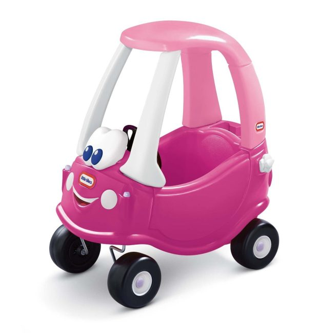 Little Tikes Princess Cozy Coupe Ride-On Only $34.99! Down From $55!