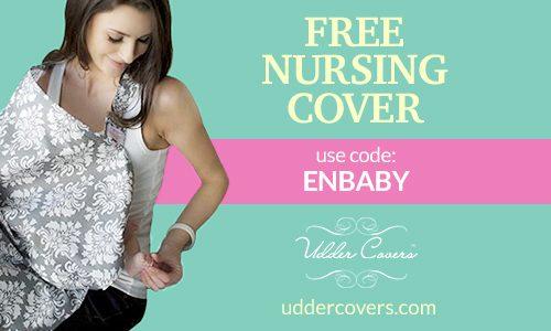 FREE Nursing Cover!