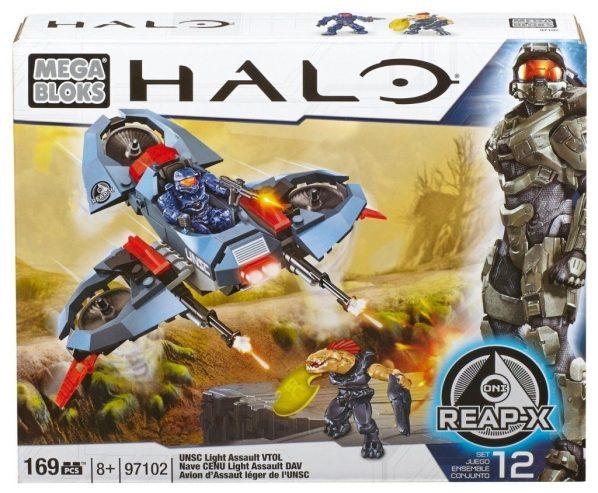 Mega Bloks Halo UNSC Light Assault VTOL