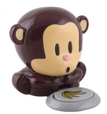 CUTE Monkey Blowing Nail Dryer ONLY $3.40 + FREE Shipping!