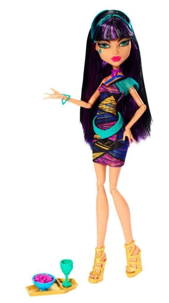 Monster High Creepateria Cleo de Nile Doll