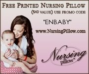 FREE Nursing Pillow Just Pay Shipping!