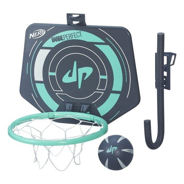 Nerf Sports Dude Perfect PerfectShot Hoops Just $11.99! (reg. $19.99)