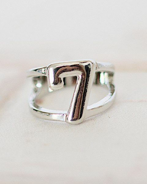 Number Ring Only $5.95 Ships FREE!