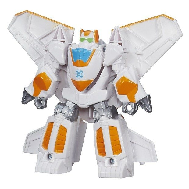 Transformers Rescue Bots Blades the Flight-Bot Figure $3.96 + FREE Shipping with Prime!