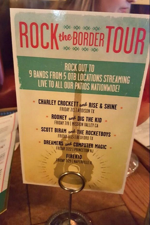 Rock The Border Tour