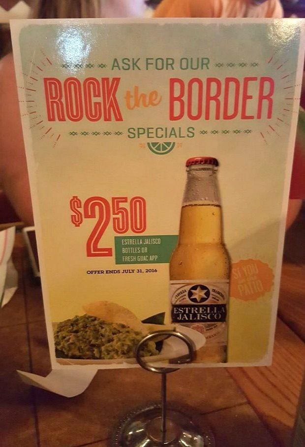 Rock The Border
