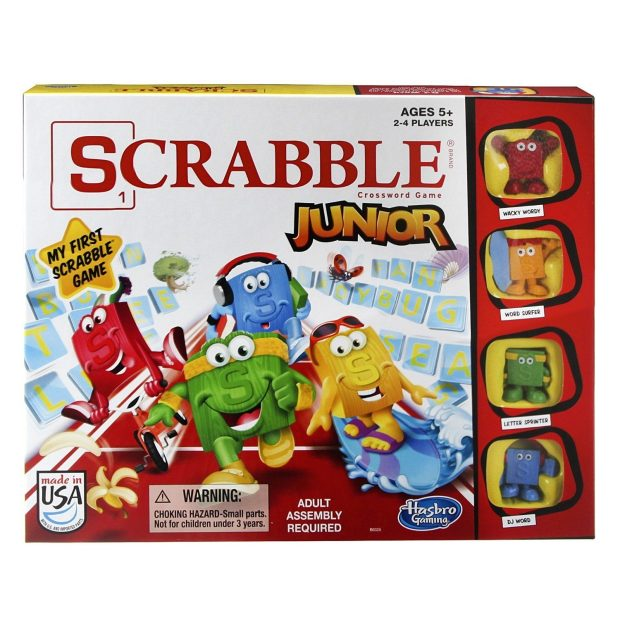 Scrabble Junior Game Just $9.97!