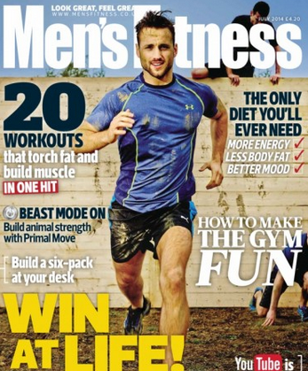 Subscribe To Men's Fitness For Just $4.99 A Year (Reg.  $24)!